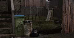 The kids Aren't Alright (Miru in SL) Tags: second life sl mesh grunge spirit urban bmade playground rust trash