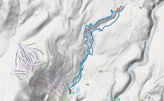 15k Trail (ActiveSteve) Tags: trail running trailrunning adventure qmt montsteanne quebecmegatrail