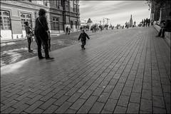 DR151004_1334D (dmitryzhkov) Tags: russia moscow documentary street life human monochrome reportage social public urban city photojournalism streetphotography people bw dmitryryzhkov blackandwhite everyday candid stranger