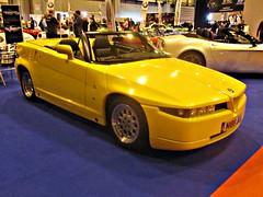 010 Alfa Romeo RZ (1994) (robertknight16) Tags: alfaromeo italian italy 1990s alfaromeorz rz zagato nec nec2015 n188jlu