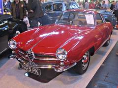 006 Alfa Romeo Giulia SS (1963) (robertknight16) Tags: alfaromeo italy italian 1960s sportscar giulia giuliass bertone nec nec2015 7925pk
