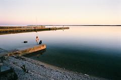 2018011_10 (lawa) Tags: 2018 july ida bungenäs gotland sunset sea photographer pier gradients
