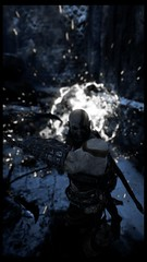 God Of War (conscore197) Tags: videogame gaming ps4 xbox pc screenshot photomode playstaion