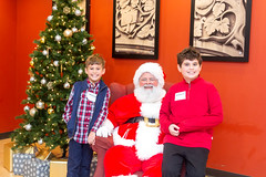 Breakfest w Santa 2019-58 (John Carroll Univ.) Tags: alumni fun specialevents christmas santa beard face human person