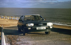 Audi 100 CS Auto (Rick Vince) Tags: audi audi100cs auto