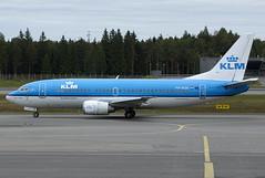 PH-BDE (Pertti Sipilä) Tags: 737 737300 737306
