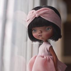 I'll miss you sweet Toffee (_babycatface_) Tags: doll dollphotography dollcustom dollrepaint custom customdoll cute cutiepie toy toyphotography takara takaradoll takaratoy odododoll ododo ooak ooakdoll