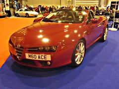 012 Alfa Romeo Spider (939) JTS LE (2008) (robertknight16) Tags: alfaromeo italy italian 2000s alfaromeo939 brera nec nec2015 m60ace