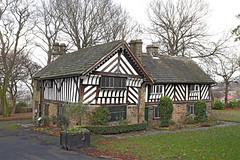 Bishop's House, Sheffield (Roger Wasley) Tags: bishopshouse sheffield history historic architecture city england meersbrookpark council gradeii listed