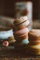 sweet steps (amuna_caty) Tags: macaron macarons photo photography photograph photographer picture sweet warm sweeti dessert yum canon color colors clear food nice
