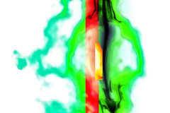 sunny greentime (j.p.yef) Tags: peterfey jpyef yef digitalart seasons spingstime abstract abstrakt greenred yellow