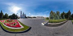 360° | Kremlin III (hapePHOTOGRAPHIX) Tags: 360x180 360° 643mos 643rus campanariodeivánelgrande catedraldeladormición catedraldelarcángelmiguel cathedralsquare cathedralofthearchangel dormitioncathedral equirectangular erzengelmichaelkathedrale europa europe glockenturmiwandergrose ivanthegreatbelltower kathedralenplatz kremlindemoscú mariäentschlafenskathedrale moscow moscowkremlin moscú moskau moskauerkreml ricohthetaz1 rusia russia russland sobornayasquare vrpanorama hapephotographix архангельскийсобор колокольняиванавеликого москва моско́вскийкремль россия соборнаяплощадь успенскийсобор