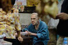 Old Man (fredMin) Tags: streetphotography travel xt2 streetphoto fuji chinatown soup food street thailand bangkok