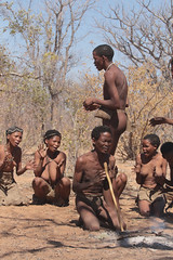 Ancient Song (peterkelly) Tags: digital canon 6d africa namibia capetowntovicfalls intrepidtravel san bushman village singing dancing tree fire ashes juhoansilivingmuseum bushmen