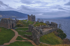 Urquhart Castle (johnny_9956) Tags: castle history historic scotland canon 7d uk outside outdoor water