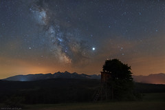 *** (Piotr Potepa) Tags: tatry tatras mountains milkyway nightscape nightscapes lapszanka