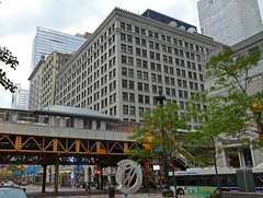 P4020719_1.psd (marc_vie) Tags: usa illinois chicago landmark skyscraper loop underground clarklakestation northclarkstreet201