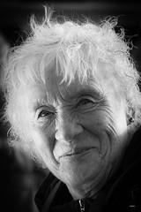 Old lady_8528-4 (mpfoto7648) Tags: old lady dame age balck white bw noir blanc