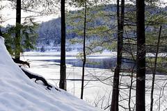 Connecticut River (rachel.roze) Tags: hanover december2019 snow connecticutriver river
