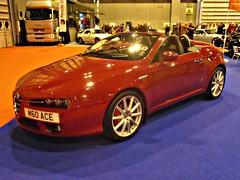 013 Alfa Romeo Spider (939) JTS LE (2008) (robertknight16) Tags: alfaromeo italy italian 2000s alfaromeo939 brera nec nec2015 m60ace