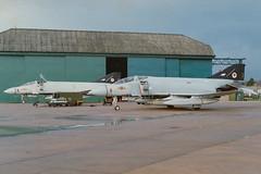 McDonnell Douglas F-4J(UK) Phantom II ZE351 'I' 74(F) Squadron (Mark McEwan) Tags: mcdonnelldouglas f4 f4juk phantom phantomii ze351 74squadron 74fsquadron tigersquadron tigers fightersquadron rafleuchars leuchars raf royalairforce coldwar airdefence aviation aircraft airplane military