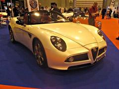 015 Alfa Romeo 8C Competizione S[ider (2012) (robertknight16) Tags: alfaromeo italy italian 2010s alfaromeo4c 4c ranaciotti nec nec2015 hoo4c