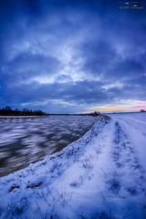 IMG_5571 (Artur Surgał) Tags: polska wschódsłońca zima nadbużańskiparkkrajobrazowy krainabugu widok krajobraz ice kra śnieg longtimeexposure poland sunrise river bug rzeka snow landscape scenery