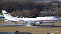 Boeing B747-48E(M), Dubai Air Wing, A6-HMM (maxguenat) Tags: lsgg gva spotter spotting cointrin boeing b74748e b747 b744 a6hmm dubaiairwing avion airplane aircraft