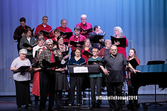 085eFB (Kiwibrit - *Michelle*) Tags: kpac winter concert winthrop performing arts center kennebec maine 120719 2019 show perform band jazz chorus sing