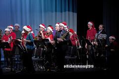077eFB (Kiwibrit - *Michelle*) Tags: kpac winter concert winthrop performing arts center kennebec maine 120719 2019 show perform band jazz chorus sing