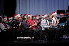 072eFB (Kiwibrit - *Michelle*) Tags: kpac winter concert winthrop performing arts center kennebec maine 120719 2019 show perform band jazz chorus sing