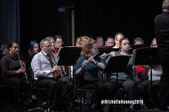 059eFB (Kiwibrit - *Michelle*) Tags: kpac winter concert winthrop performing arts center kennebec maine 120719 2019 show perform band jazz chorus sing