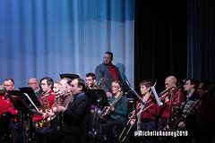036eFB (Kiwibrit - *Michelle*) Tags: kpac winter concert winthrop performing arts center kennebec maine 120719 2019 show perform band jazz chorus sing