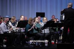 033eFB (Kiwibrit - *Michelle*) Tags: kpac winter concert winthrop performing arts center kennebec maine 120719 2019 show perform band jazz chorus sing