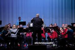 025eFB (Kiwibrit - *Michelle*) Tags: kpac winter concert winthrop performing arts center kennebec maine 120719 2019 show perform band jazz chorus sing