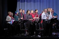 016eFB (Kiwibrit - *Michelle*) Tags: kpac winter concert winthrop performing arts center kennebec maine 120719 2019 show perform band jazz chorus sing
