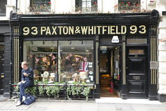 Paxton & Whitfield (duncan) Tags: shop shopfront cheesemongers cheesemonger