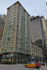 P4020727 Chicago - Reliance Building (1890 - 1895) (marc_vie) Tags: usa illinois chicago landmark skyscraper loop thealisechicagohotel hotel burnham westwashingtonstreet