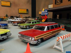 1964 Ford Country Squire Station Wagon (Phil's 1stPix) Tags: 1964fordcountrysquirestationwagon autoworldclassicstationwagon 1964fordcountrysquire autoworldcountrysquire 1969chevykingswoodestate autoworldkingswoodestate autoworlddiecast vintagediecast diorama 1stpix firstpix diecastdiorama 164scalediecast photoscape autoworld forddiecast dodgediecast diecaststationwagon 164autoworldchevroletkingswoodestatewagon 1969chevroletkingswoodestatewagonrelease2versionb 2019ridesrefreshmentsgrocerygettersdriveingrille classicmusclewagonscarshow classicstationwagonscarshow vintagestationwagondiecast classicstationwagondiecast diecast 164scale phils1stpix 1stpixdioramas 1stpixdiecastdioramas 1stpixphoto 1stpixdiecastdiorama 164diecast 164diorama mysticbeachthemerestaurant cityofmysticbeach mysticbeachcarshow conservationroadspecialevent ridesandrefreshments2019 baynardcountyspecialevent ridesandrefreshements2019 rr2019 mysticbeachspecialevents baynardcountyridesandrefreshments driveingrillecarshow stationwagoncarshow notsowildstationwagonscarshow 2019ridesrefreshmentsnotsowildstationwagons