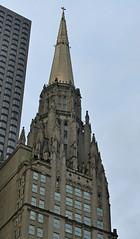 P4020730 Chicago - Chicago Temple Building (1923 - 1924) (marc_vie) Tags: usa illinois chicago landmark skyscraper loop chicagotemplebuilding