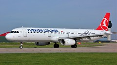 TC-JSS (AnDyMHoLdEn) Tags: turkishairlines a321 staralliance egcc airport manchester manchesterairport 23l
