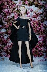 Dania Tweed Couture (Jordan Stn) Tags: daniazarr integritytoys fashionphotography fashiondoll fashionroyalty