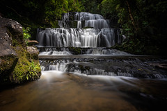 Purakaunui Falls (Lyndon (NZ)) Tags: ilce7m2 2019 newzealand nature nz sony southisland water catlins waterfall longexposure motion river