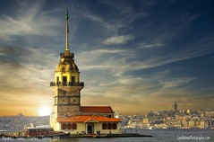 """""""Istanbul is inspiring because it has its own code of architecture, literature, poetry, music."""" – Christian Louboutin (Sam Antonio Photography) Tags: maidentower sunset clouds nature cityscape travel lighthouse tower istanbul night turkish history turkey landmark historical culture sea maiden city tourism flag antique old famous ancient traditional architectural kizkulesi sky bosphorus blue kulesi dusk evening color panorama skyline colorful scenery shore maidens classic maidenstower boat sun marine dramatic sundown peaceful nautical vacation seascape maritime ramadan"""