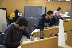 2019.12.10_library_006 (Capilano U) Tags: capilanouniversity capilanou capu capulibrary library exam examtime examperiod studying study students student groupstudy northvancouver bc canada