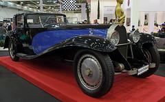 Royale 41 Le Patron Napoleon (Schwanzus_Longus) Tags: german germany old classic vintage france french luxury car vehicle bugatti royale 41 le patron napoleon essen motorshow