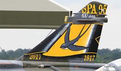 Dassault Mirage 2000D n° 602 ~ 3-XJ  Armée de l'air (Aero.passion DBC-1) Tags: 2017 meeting st dizier dbc1 david biscove aeropassion avion aircraft aviation airshow plane dassault mirage 2000 ~ 3xj armée de lair