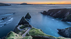 Ireland 2019 - Dingle Peninsula (Stefan Giese) Tags: nikond750 nikon d750 irland ireland dingle dinglepeninsula sunset sonnenuntergang sleaheaddrive dunquin dunquinpeer panoramastrasse kerry countykerry