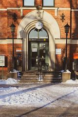 Hallsberg 2019-12-02 (Michael Erhardsson) Tags: hallsberg 2019 station stationshus järnvägsstation närke december vinter