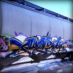 merk (timetomakethepasta) Tags: merk deter freight train graffiti art citx hopper nhc